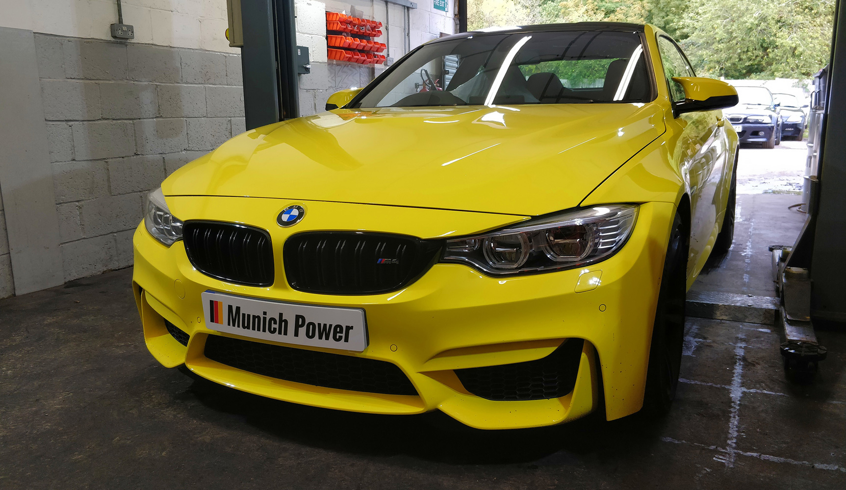 Munich Power is an independent and specialist BMW and MINI Workshop